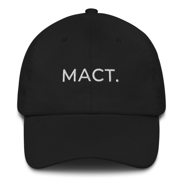 MACT. hat (3 Colors)