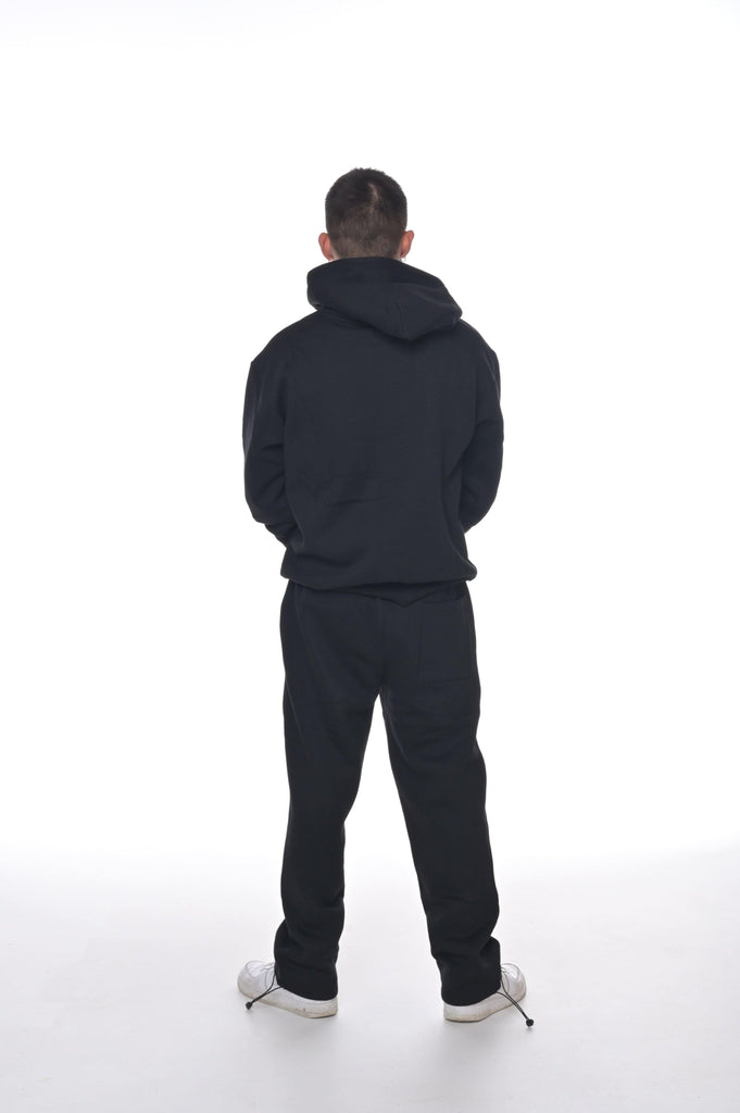 BLACK - JOGGER TRACKPANTS