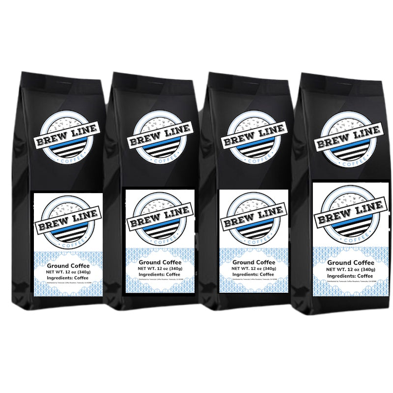 Best Sellers Sample Pack: 6Bean, Cowboy, Breakfast, Peru, Mexico, Bali