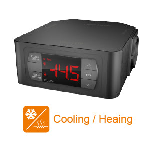 Elitech ATC-1550 Temperature Controller Thermostat Parameter Cooling and Heating Switch-Elitech UK