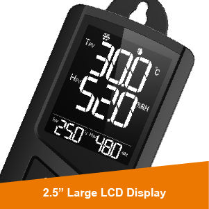 Elitech STC-1000Pro TH Temperature and Humidity Controller  Clear Parameter Display - Elitech UK