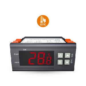 Elitech STC-1000 Thermostat High Precise, Ease to Use