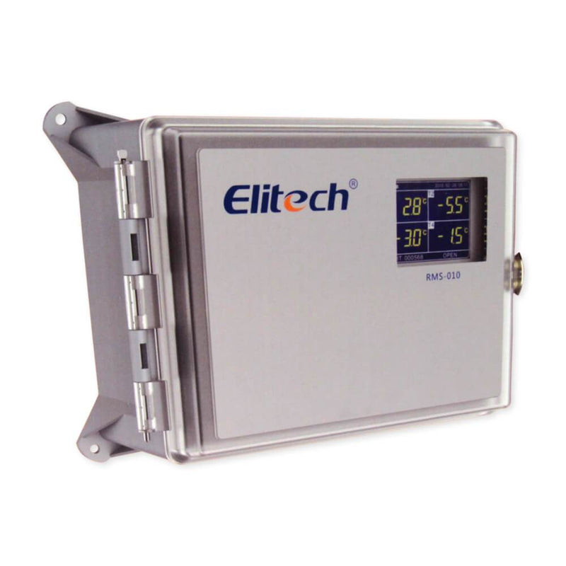 Elitech RMS-010 Temperature Data Logger USB Port for Truck Transportation with Printing Paper - ELITECH UK