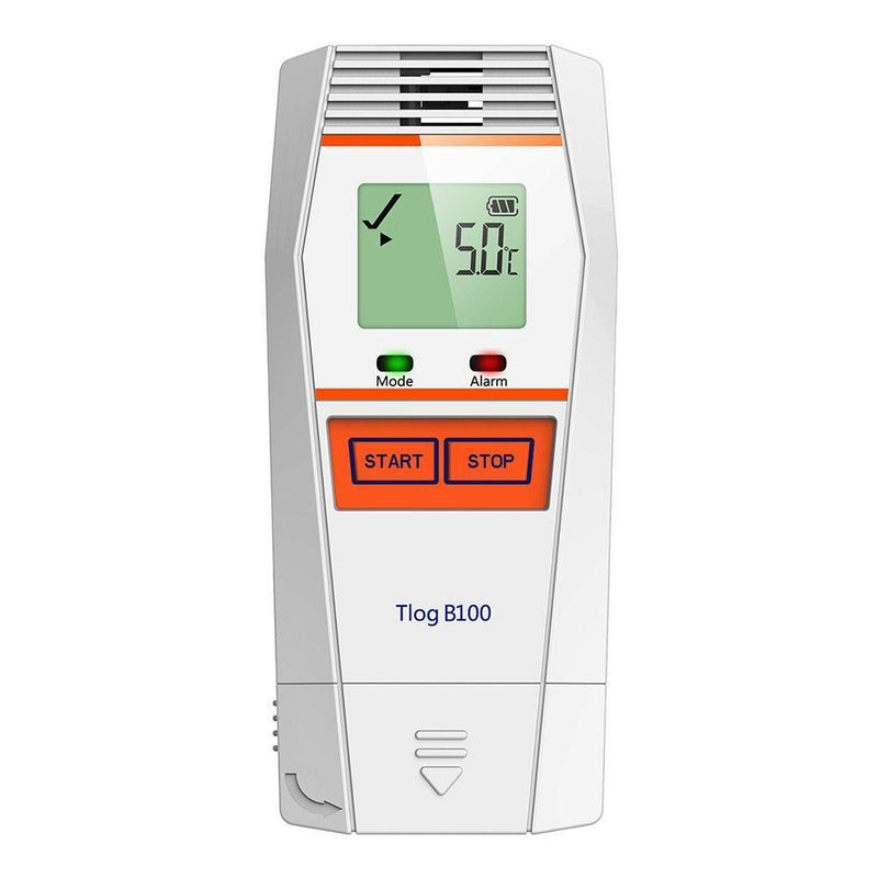 Elitech Tlog B100 Series Temperature Data Logger Bluetooth PDF Report Temperature Recorder - ELITECH UK