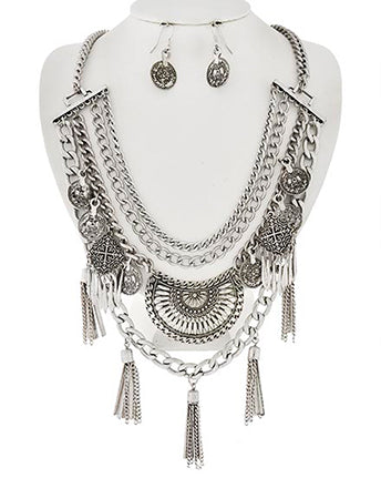 Mandy Necklace Set