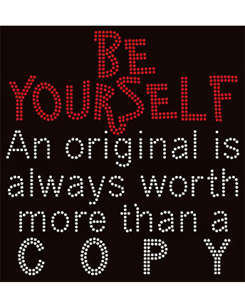 """Be Yourself"" T-Shirt"