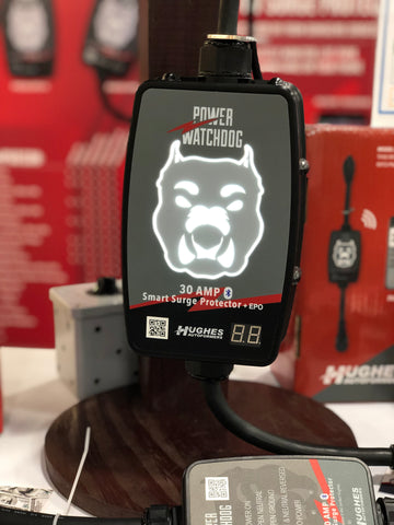 Huhges Power watchdog 50 amp - Off the Grid Collective