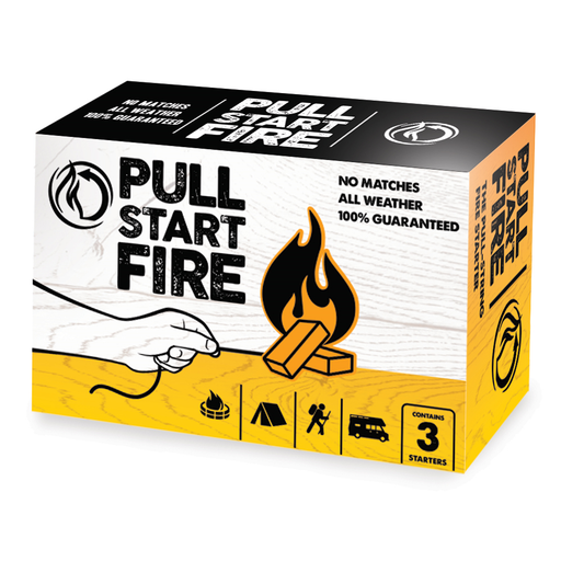 Pull String Fire Starter - Off The Grid Collective