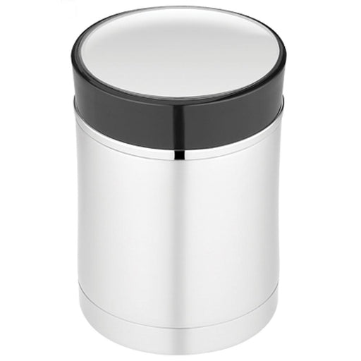 Thermos Sipp Vacuum Insulated Food Jar - 16 oz. - Stainless Steel/Black [NS340BK004] - Off The Grid Collective