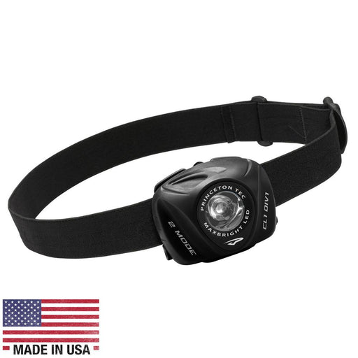 Princeton Tec EOS II Intrinsically Safe LED Headlamp [EOS-II-BK] - Off The Grid Collective