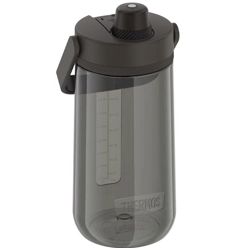 Thermos Guardian Collection Hard Plastic Hydration Bottle w/Spout - 40oz - Espresso Black [TP4349SM6] - Off The Grid Collective