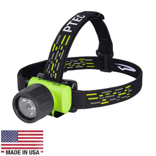 Princeton Tec Roam Headlamp - Neon Yellow [R1-NY] - Off The Grid Collective
