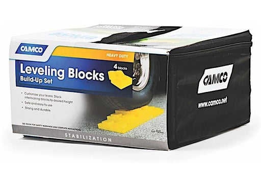 Camco 44501 Leveling Blocks - 4 Pack - Off The Grid Collective