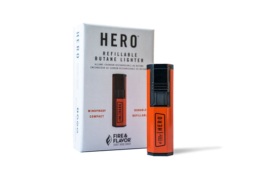 Fire & Flavor HERO Grill Butane Lighter - Go Glamp RV