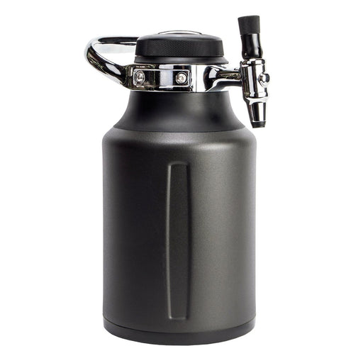 Growlerwerks UKeg Go 64 Tungsten - Off The Grid Collective