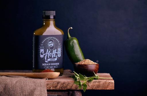 Mean Green Jalapeno Hot Sauce - Off The Grid Collective
