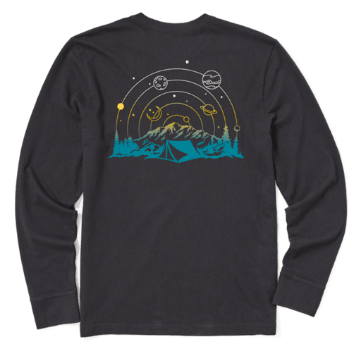 Men's Camping is Universal Long Sleeve Crusher - Off The Grid Collective