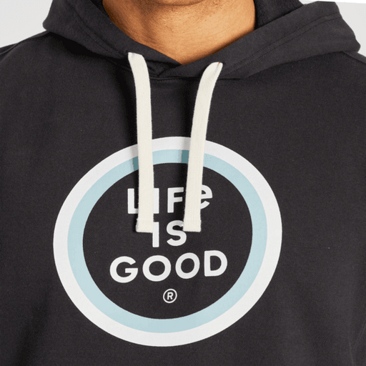 LIG Coin Simply True Fleece Hoodie - Go Glamp RV