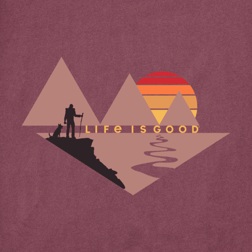 Minimalist Hike Crusher Tee - Off The Grid Collective