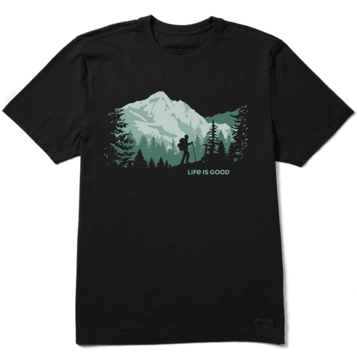 Nighttime Solitude Crusher Tee Men's - Off The Grid Collective