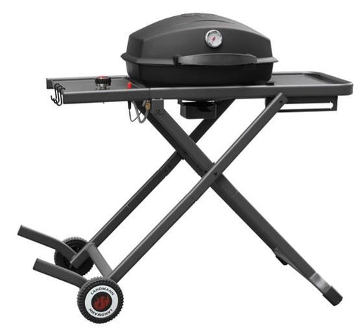 Pantera Single Burner Gas Grill w/ Folding Cart - Off The Grid Collective
