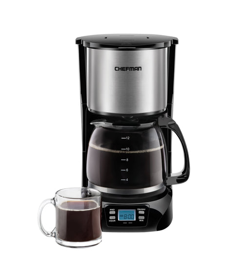Chefman 12 Cup Coffee Maker - Off The Grid Collective