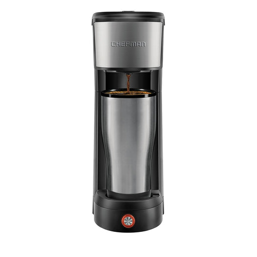 Chefman Single Serve K cup Brewer With Instant Re-boil - Off The Grid Collective