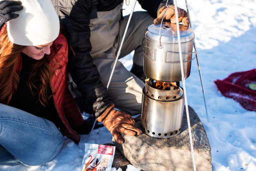 Solo Stove Campfire - Off The Grid Collective