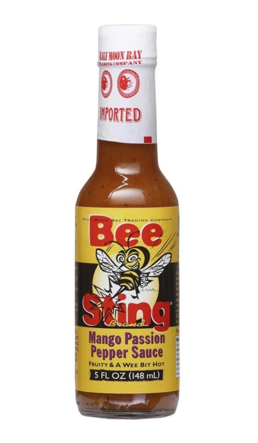 BeeSting Mango Passion Pepper Sauce - Off The Grid Collective