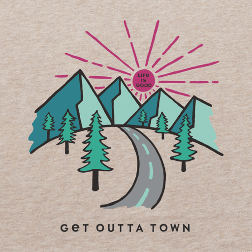 Get Outta Town Crusher Vee - Off The Grid Collective