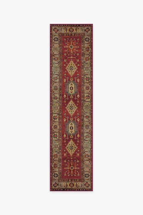 Ruggable Runner Rug Ruby - 2-1/2 Foot x 7 Foot - Off The Grid Collective