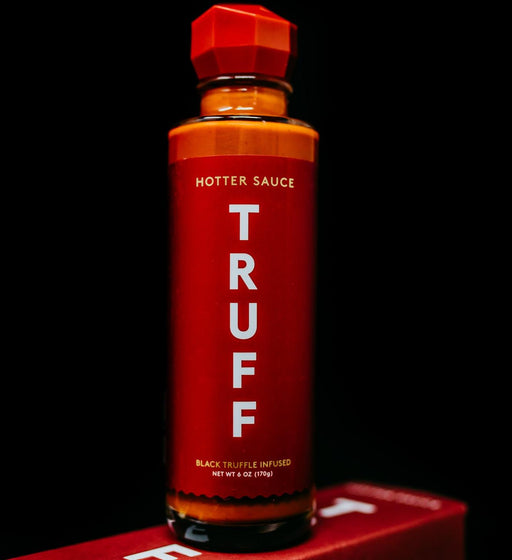 Black Truffle Hotter Hot Sauce - Off The Grid Collective