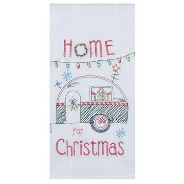 Kay Dee Designs Camp Towel - Home for Christmas - Off The Grid Collective