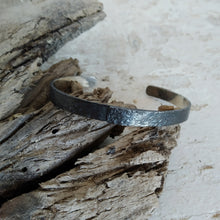 Load image into Gallery viewer, Black Rust Number 2 Bracelet