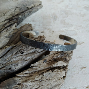 Black Rust Number 2 Bracelet