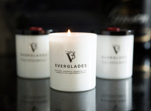 Pack of 3 Candles - EVERGLADES CANDLES