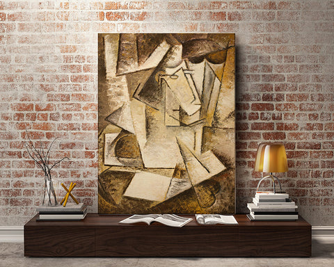 Picasso Enthused Wall Art