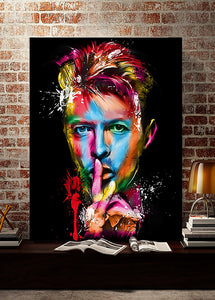 David Bowie Wall Art