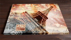 From Paris with love Wall Art