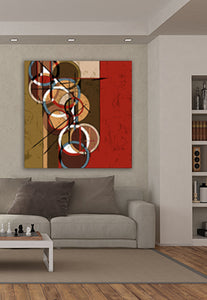 Geometric Abstract Wall Art