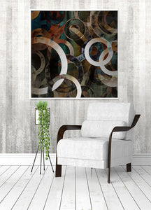 Loops Wall Art