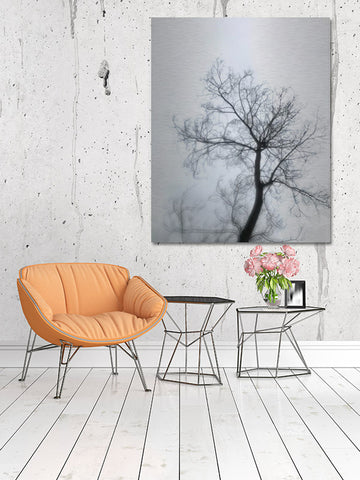 Monochrome Tree Wall Art