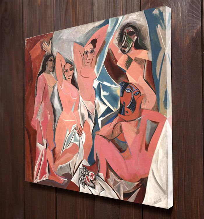 Picasso Pink Wall Art
