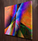 Prism of Colours Wall Art