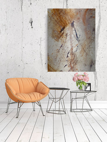 Textures and Strokes Wall Art