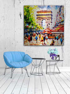 Arc de Triomphe Wall Art