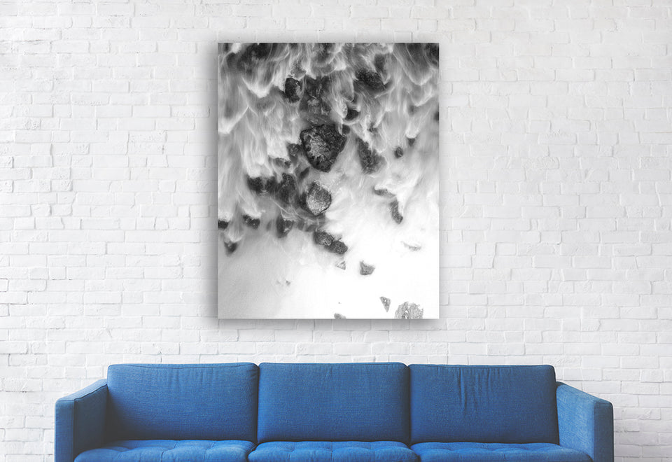 Beach Rocks Wall Art - Fine Art