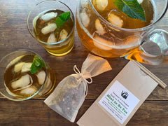 Green - Iced Mint to Be - Refreshing anytime cold tea. 4 sachets