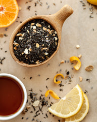 Mrs. Grey - 4 oz loose tea - a soften black tea with citrus and lavender.  So lovely!