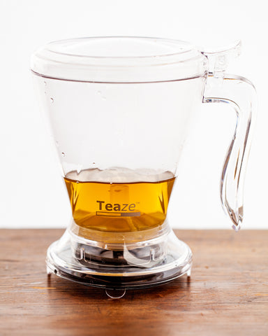 Teaze Infuser.  Simple to use.  Easy to clean.